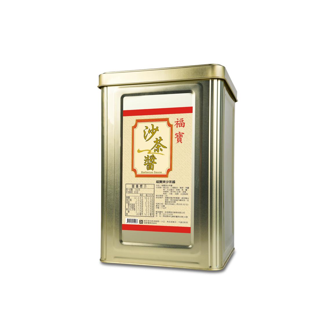 20200615-B102-1福寶牌沙茶醬-17kg桶裝-官網1160X1160