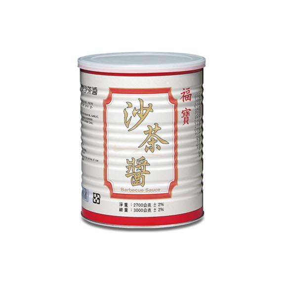 福寶牌沙茶醬 2.7kg