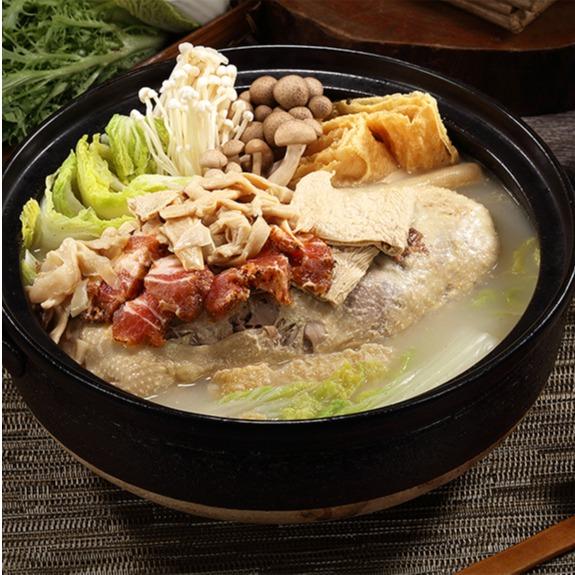 金華筍香燜鴨煲 3kg