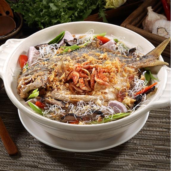 櫻花蝦金鯧炊粉 2.2kg