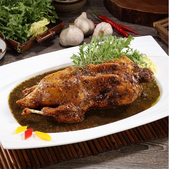 鴻運椒香黃金鴨 1.7kg