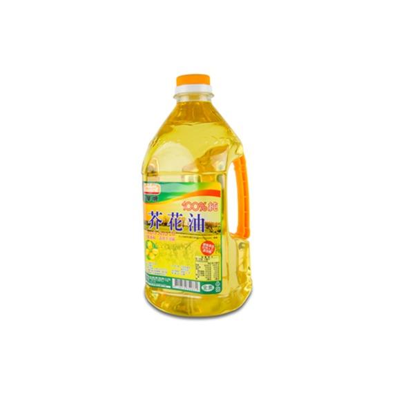 福華牌純100%芥花油 2L
