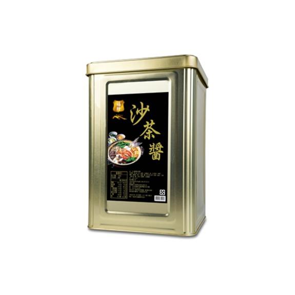 福將牌沙茶醬 17kg