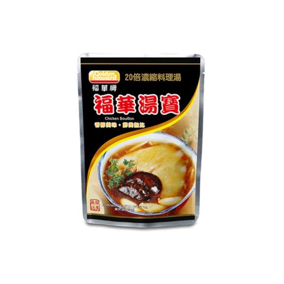 福華牌雞汁湯寶 500g