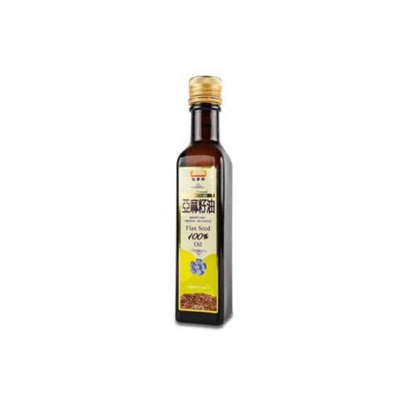 福華牌亞麻籽油 250ml