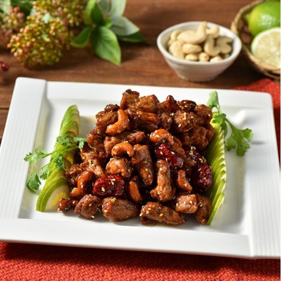香檸咕咾蔬肉 500g