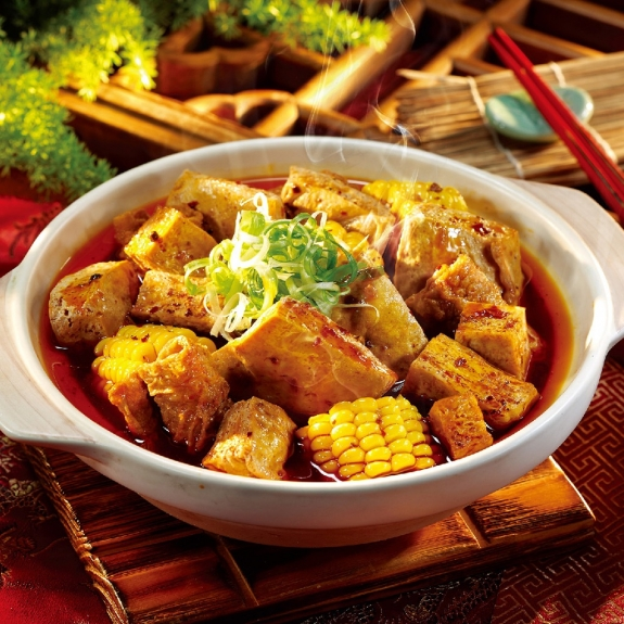 麻辣臭豆腐 1.2kg