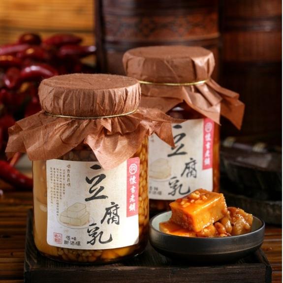 甜酒釀豆腐乳(原味/ 香辣)700g